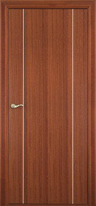 contemporary interior door Milano-1M2 Mahogany