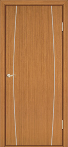 door Milano-1M6 Walnut