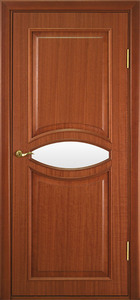 interior door Milano-133 Mahogany