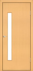 door Milano-60 Beech