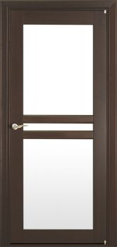 contemporary interior door Milano-250G Wenge