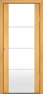 door Milano-300M1 Oak