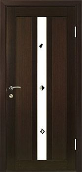 modern interior door Milano-212DO Wenge