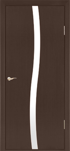 interior door Milano-345 Wenge