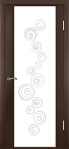 interior door Milano-300P3 Wenge
