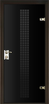 Milano 400w Black Glass Buy Home Interior Door At Best