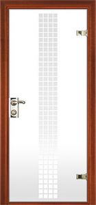 door Milano-400W Glass