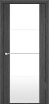 modern interior door Milano-300M1 Grey Oak