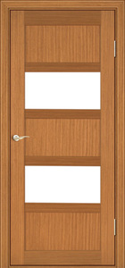 door Milano-270DFO Walnut