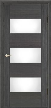 modern interior door Milano-275 Grey Oak