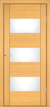 modern interior door Milano-275 Oak