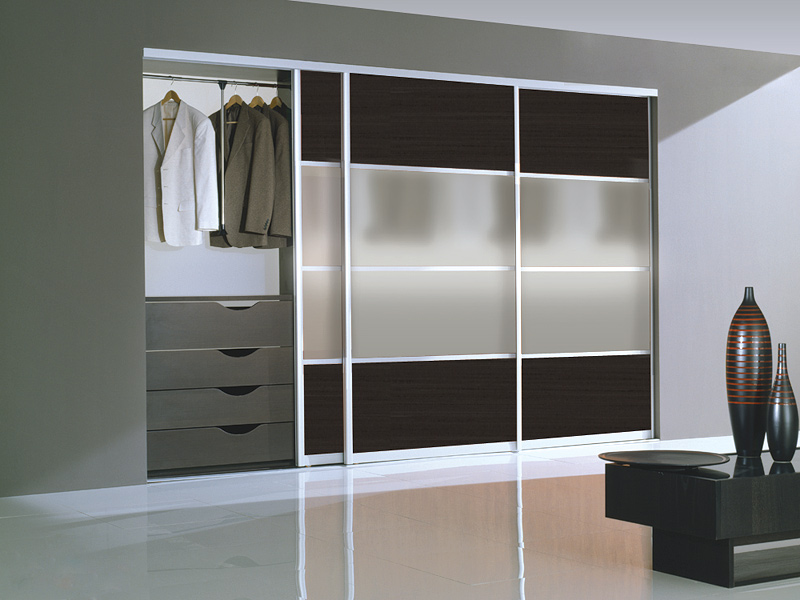 Milano SL03 Buy Custom Size Sliding Closet Door At Best