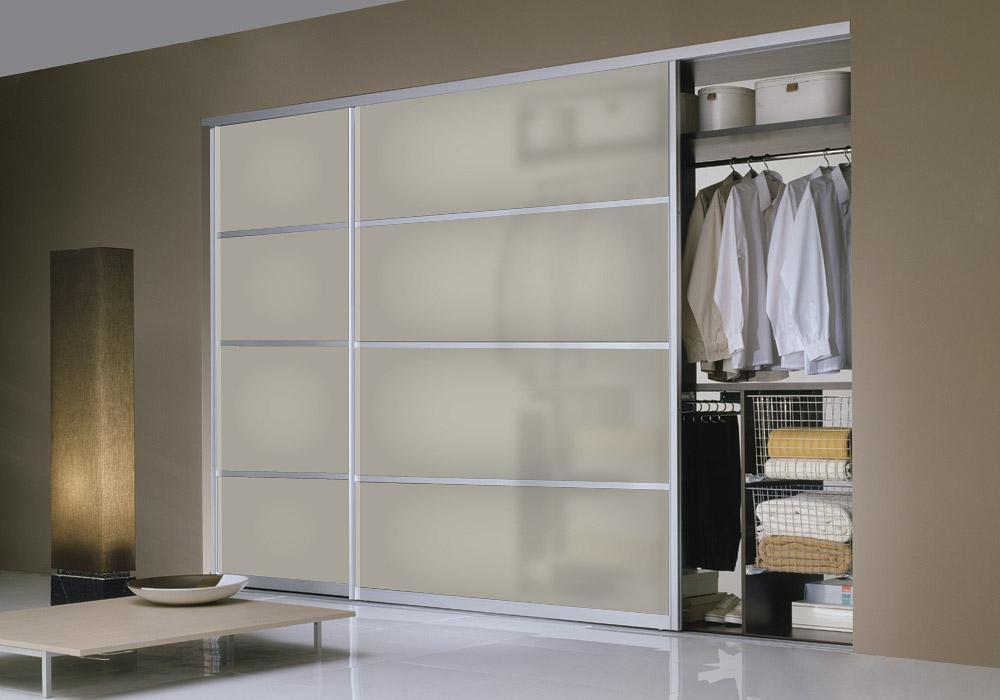 Milano sl20 buy custom size sliding closet door at best for Custom sliding doors