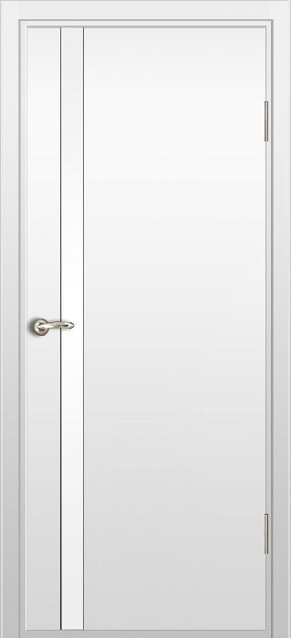 Milano 340 white laminate buy home interior door at best Modern white front door