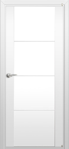 door Milano-300M1 White laminate