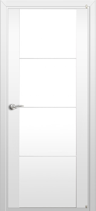 Milano 300m1 White Laminate Buy Home Interior Door At