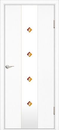 Milano 320 White Laminate Buy Home Interior Door At Best