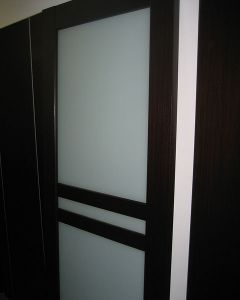 Interior Door Milano-250 Wenge. Photo