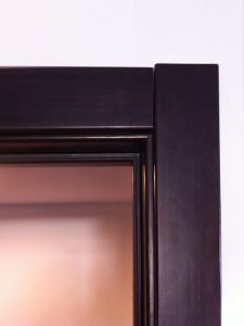 Interior Door Milano-34 Wenge. Photo