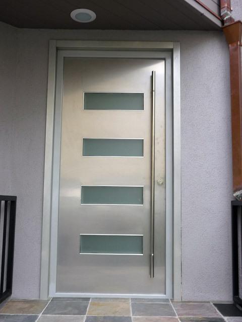 Gallery Of Modern Exterior Doors By Milano Doors Milano