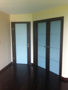 Interior Door Milano-300M1 Wenge. Photo