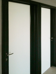 Interior Door Milano-300 Wenge. Photo