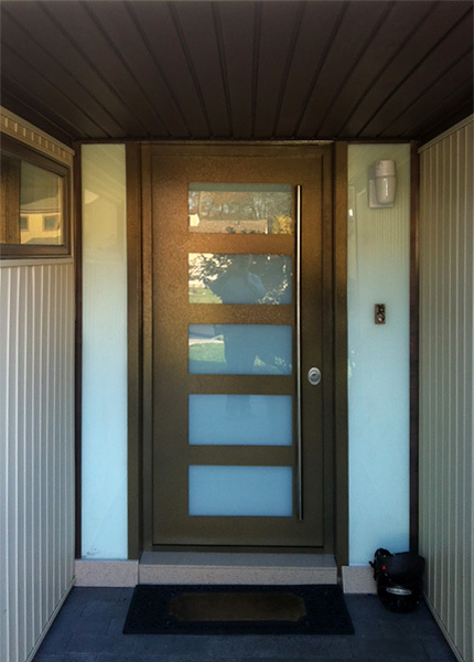 Gallery Of Modern Exterior Doors By Milano Doors Milano 15