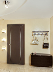 Interior Door Milano-1M6 Wenge. Photo
