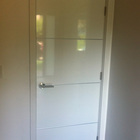 Interior Door Milano-1M1 White Laminate