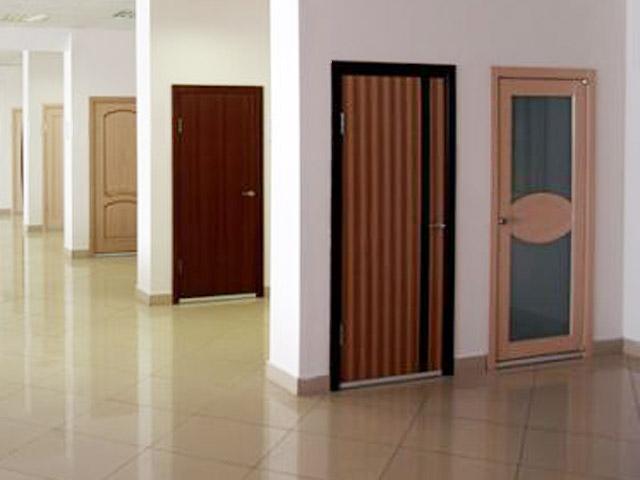 Our showroom & Interior doors and exterior doors contemporary wood doors modern ...