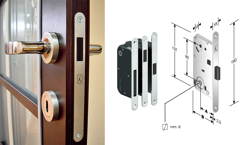 Hardware For Modern Interior Doors By Milanodoors