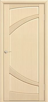 contemporary interior door Milano-282DF White Oak