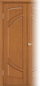door Milano-282DF D Walnut