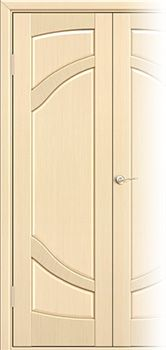 modern interior door Milano-282DF D White Oak