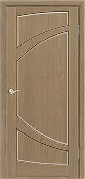 contemporary interior door Milano-282DF-E Beige Oak