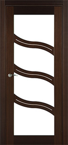 door Milano M-254 Wenge White Oak