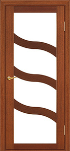 door Milano M-254 Red wood