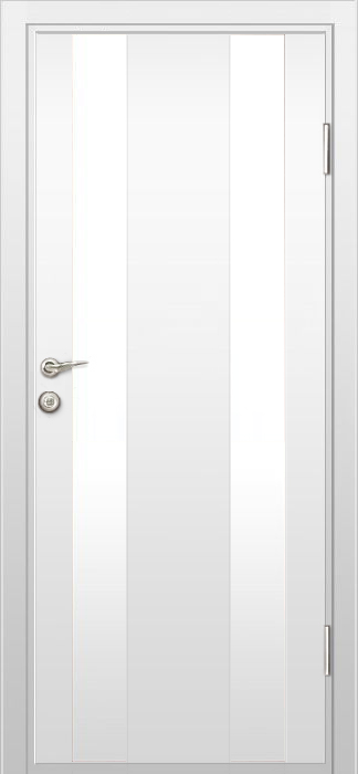 Milano 270l White Laminate Buy Home Interior Door At