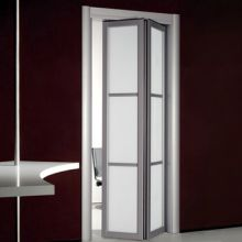 modern bifold closet doors. wonderful doors door bfd09 white obscure glass single bifold door and modern bifold closet doors o