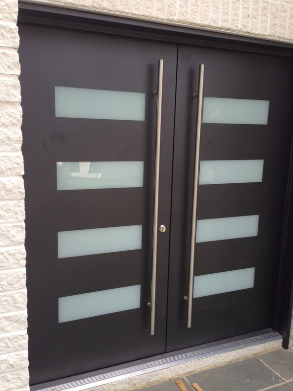 Gallery Of Modern Exterior Doors By Milano Doors Milano