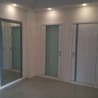 Interior Door Milano-340 White laminate. Photo