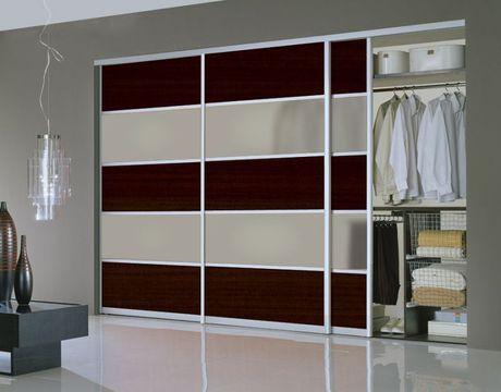 Modern Contemporary Custom Closet Doors Mirror Sliding Closet Door