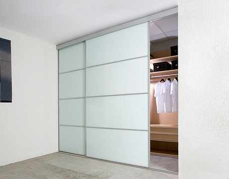 Modern Contemporary Custom Closet Doors Mirror Sliding Closet Door