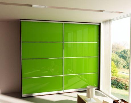 Modern Sliding Closet Doors modern, contemporary & custom closet doors, mirror sliding closet door