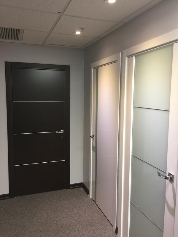 Gallery Of Modern Interior Doors By Milano Doors Milano