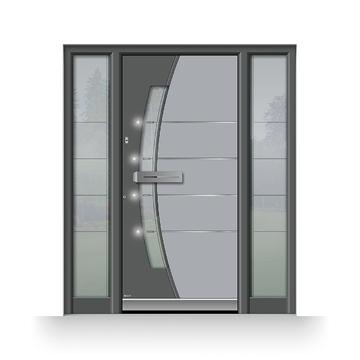 P0120  sc 1 st  Milano Doors & Exterior Doors