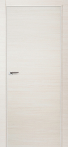 door Milano Z1 White Ash Crosscut