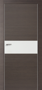 door Milano 4Z Gray Crosscut