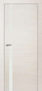 door Milano 6Z White Ash Crosscut
