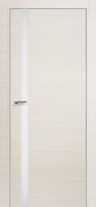 door Milano 16Z White Ash Crosscut